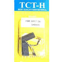 """Щетки угольно-графитовые тст-н для Bosch """"5*8 мм"""" (клемма «мама», комплект - 2 шт)"""