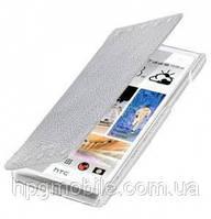 Чехол для Sony Xperia M C1905/C2005 - Melkco Book leather case, кожаный, разные цвета