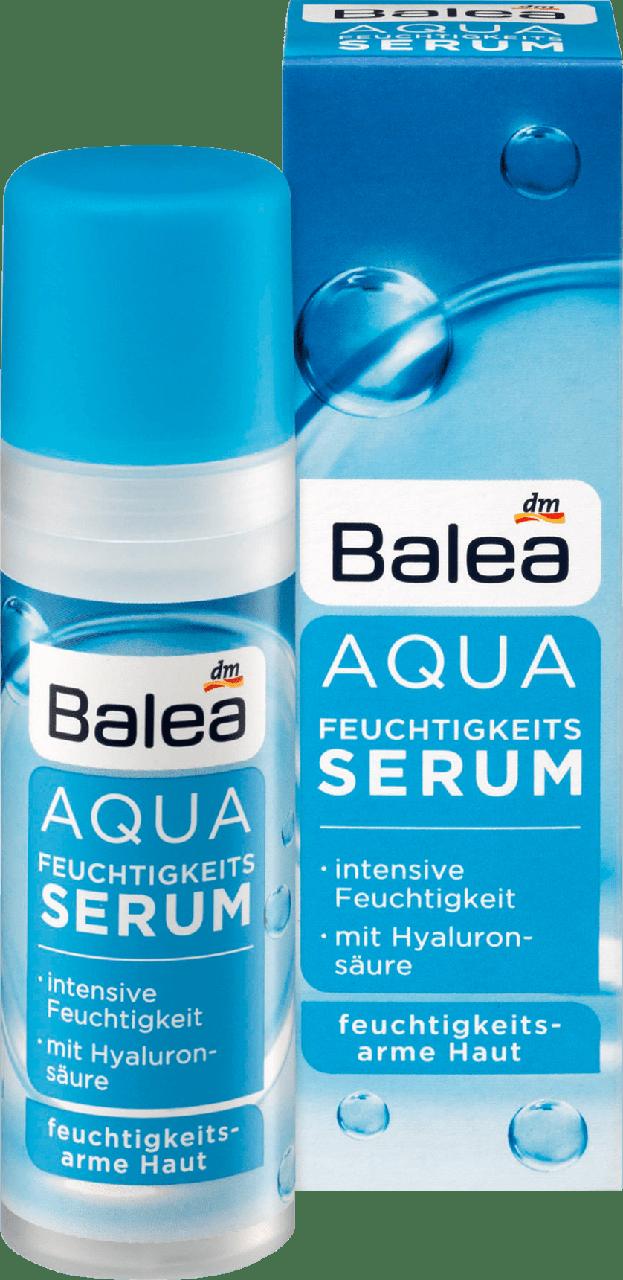 Увлажняющая сыворотка Balea Aqua Serum, 30 мл.