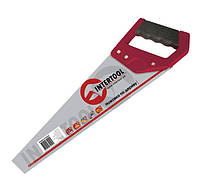Ножовка по дереву c каленым зубом 400 мм INTERTOOL HT-3101 (HT-3101)