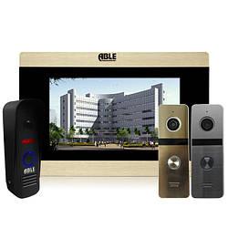 Видеодомофоны и панели вызова