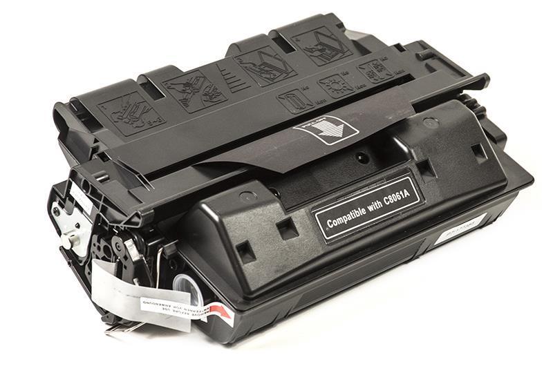 Картридж PowerPlant (PP-61A) HP LaserJet 4100/4100n/4100tn Black (аналог C8061A)