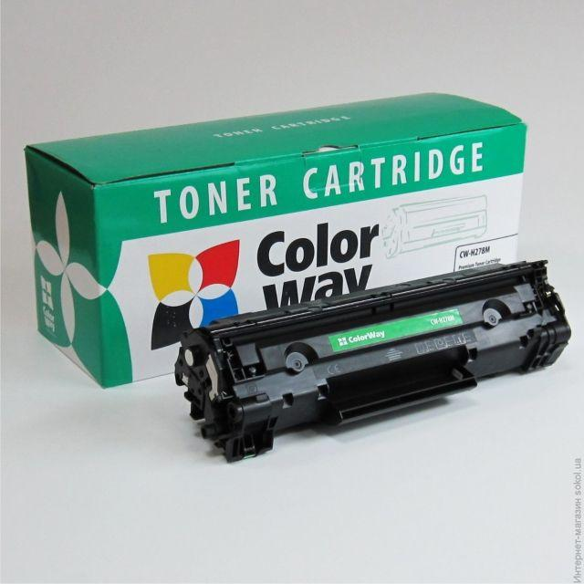 Картридж CW (CW-H278M) CANON MF4410/4430 HP LJ P1566/1606 Universal (аналог CE278A/Canon 728)