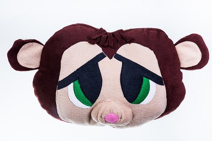 Декоративная подушка Мордочка