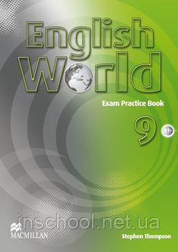English World 9 Exam Practice Book ISBN: 9780230032125, фото 2