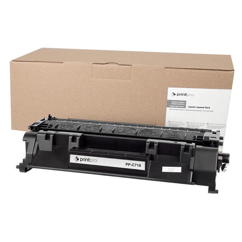 Картридж PrintPro (PP-C719) Canon MF5840/LBP6300 (аналог Canon 719)