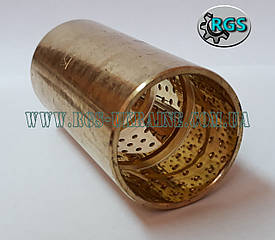 Втулка бронзовая 40х36-82