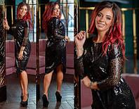Платье женское коктейльное Г3882, фото 1