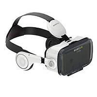 Очки виртуальной реальности со встроенными наушниками VR Z4 Virtual Reality Glasses + пульт