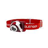 Ліхтар налобний LedLenser SEO 5 RED, фото 2