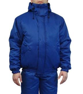 Куртка зимняя для рабочего, тк.Грета (ЧШК)