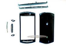 Корпус Sony Ericsson MT11i Xperia neo V, MT15i Xperia Neo, черный