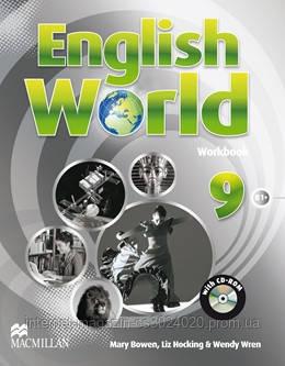English World 9 Workbook with CD-ROM ISBN: 9780230441323