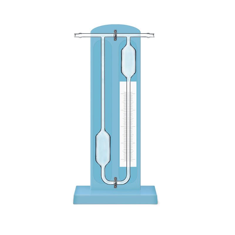 Реометр РДС-4 с диафрагмой 4 л/мин, стекло