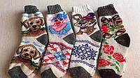 Шкарпетки жіночі зимові шерстяні дорослі