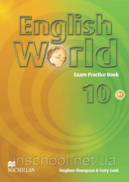 English World 10 Exam Practice Book ISBN: 9780230037038
