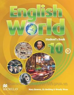 English World 10 Student's Book ISBN: 9780230032552, фото 2