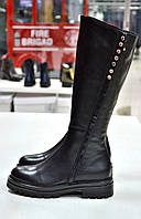 Зимние черные сапоги Imma -770, фото 1