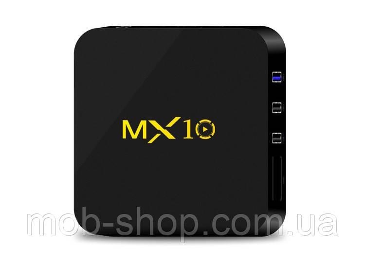 Смарт приставка Smart TV MX10 4 Гб / 32 Гб Android 7.1.2