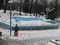 Накрытие бассейна на зиму 2