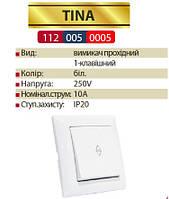 TINA выключатель проходной