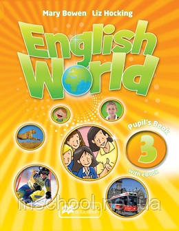 English World Level 3 Pupil's Book + eBook Pack ISBN: 9781786327079