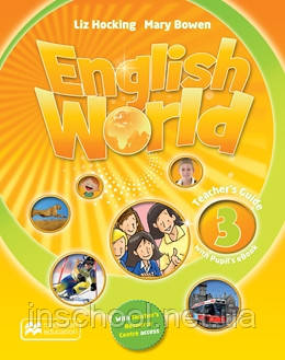 English World Level 3 Teacher's Guide + eBook Pack ISBN: 9781786327246, фото 2