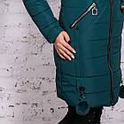 Женское зимнее пальто с экомехом 2019 - (модель кт-377), фото 5