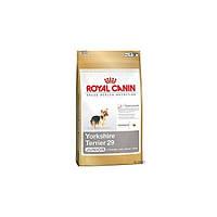 Royal Canin сухой корм для щенков породы йоркширский терьер - 1,5 кг
