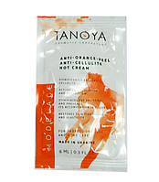 Крем антицеллюлитный TANOYA Моделяж антиапельсин 8 мл