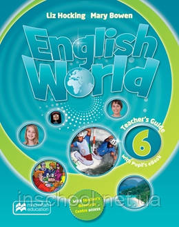 English World Level 6 Teacher's Guide + eBook Pack ISBN: 9781786327277
