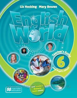 English World Level 6 Teacher's Guide + eBook Pack ISBN: 9781786327277, фото 2