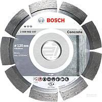 Диск алмазный отрезной Bosch 10 шт. 125x2,0x22,2 кирпич , бетон 2608603240