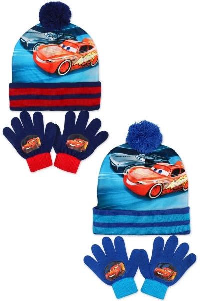 Шапка+перчатки для мальчиков Disney оптом арт.CR-A-KNSET-112