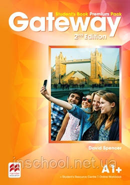 Gateway 2nd Edition A1+ Student's Book Premium Pack ISBN: 9780230473072