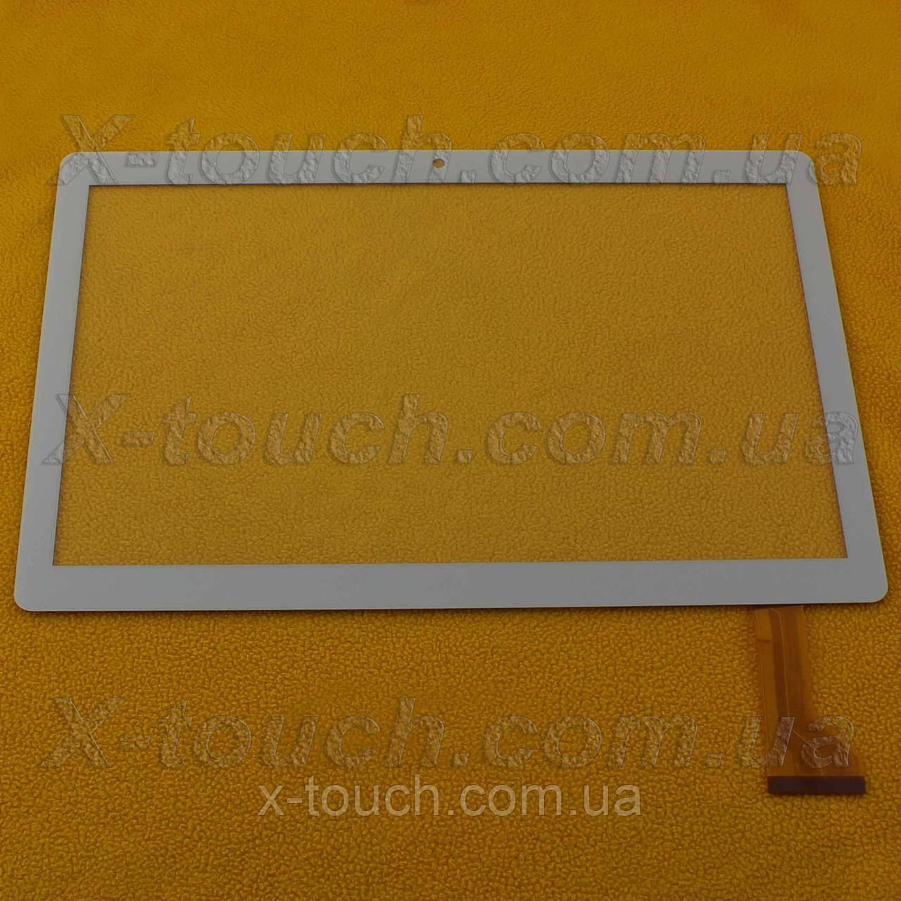 Тачскрин, сенсор YLD-CEGA400-FPC-A0 для планшета, БЕЛЫЙ.