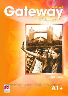 Gateway 2nd Edition A1+ Workbook ISBN: 9780230470866, фото 2