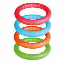 Collar PitchDog - ПитчДог - игрушка-кольцо для собак, 20см голубой