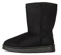 37 р Уггі жіночі зимові чоботи утеплені маломірки (к-3-1ч)