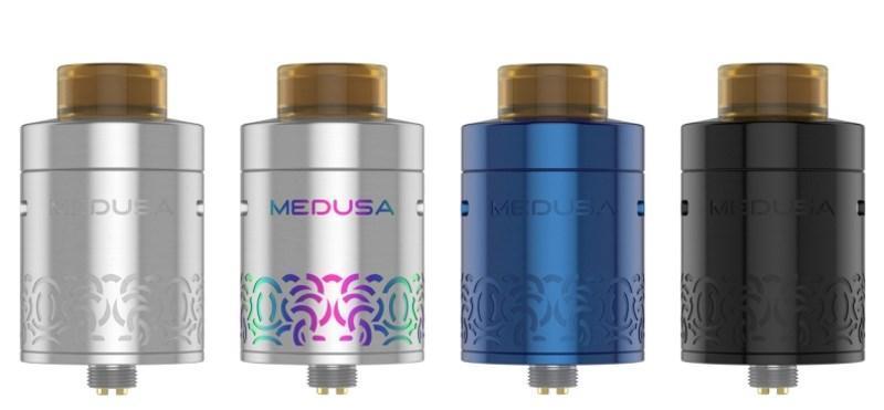 GeekVape Medusa Reborn RDTA - Атомайзер для электронной сигареты. Оригинал