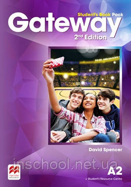 Gateway 2nd Edition A2 Student's Book Pack ISBN: 9780230473096, фото 2