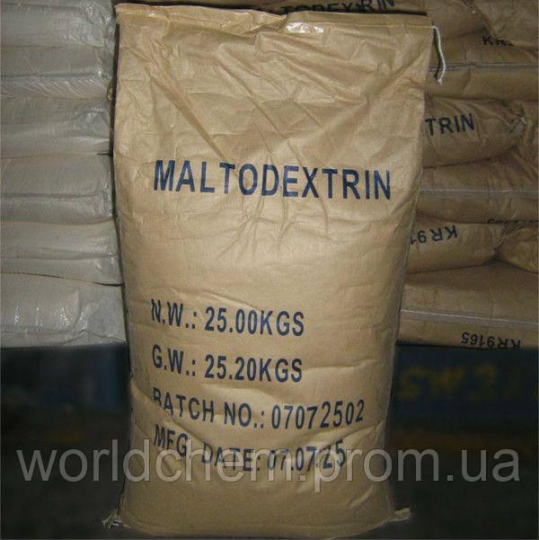 Мальтодекстрин (патока, декстринмальтоза)