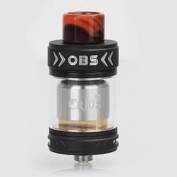 OBS Crius 2 RTA - Атомайзер для электронной сигареты. Оригинал. Black