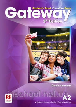 Gateway 2nd Edition A2 Student's Book Premium Pack ISBN: 9780230473102