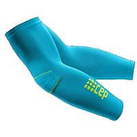 Компрессионные рукава CEP Compression Arm Sleeves (WS1A2 BLUE)