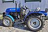 Трактор DW 404АD(40 л.с., 4 цилиндра, 4х4, ГУР, доп. грузы, колеса 7.50-16/11.2-24 2-хдиск.сцепление)