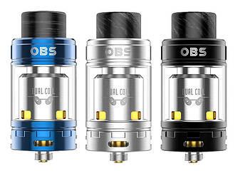 OBS Crius 2 RTA Dual - Атомайзер для электронной сигареты. Оригинал.