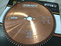 Пила DIMAR DFSQ D-TOP для розкрою ДСП/МДФ 300х30х96 з покриттям D-COAT