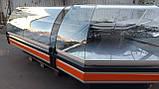 Линия витрин с углом COLD 1.55 м.,1.85м., 2.60м., фото 2
