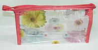 Косметичка женская прозрачная кпх 1, фото 1